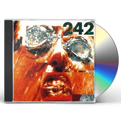 Front 242 TYRANNY FOR YOU CD