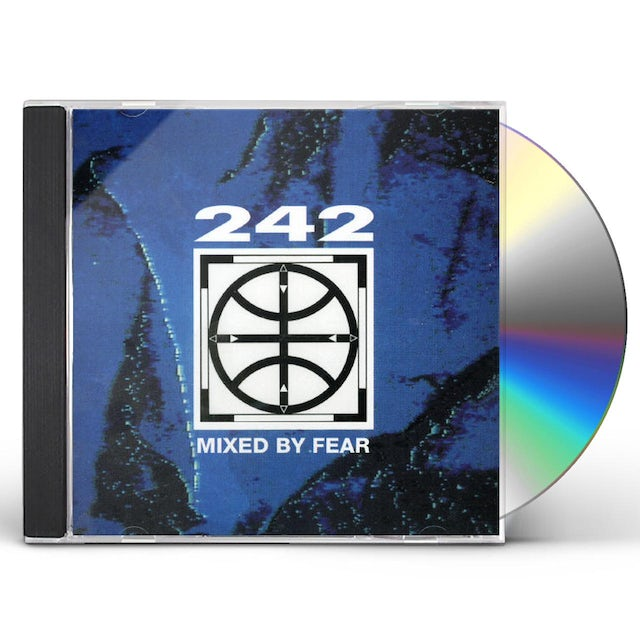 Front 242 MIXED BY FEAR CD