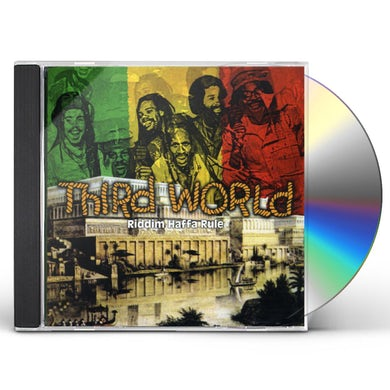 Third World RIDDIM HAFFA RULE CD