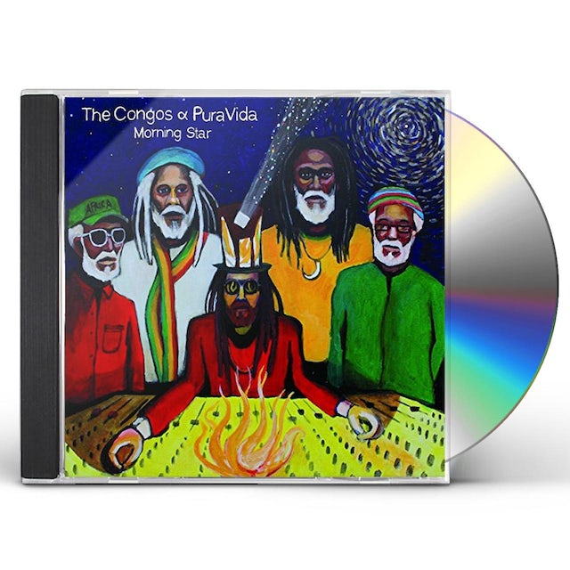 Congos & Pura Vida MORNING STAR CD