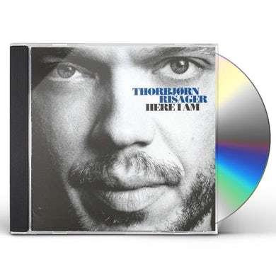 Thorbjorn Risager HERE I AM CD