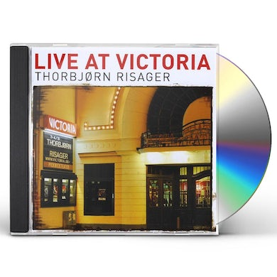Thorbjorn Risager LIVE AT VICTORIA CD