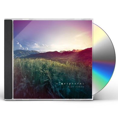 Rudy Adrian ATMOSPHERES CD