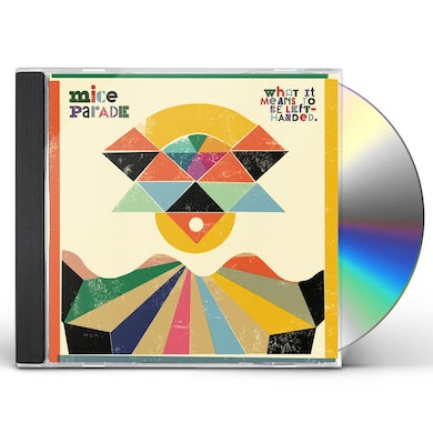 Mice Parade WHAT IT MEANS TO BE LEFT-HANDED CD