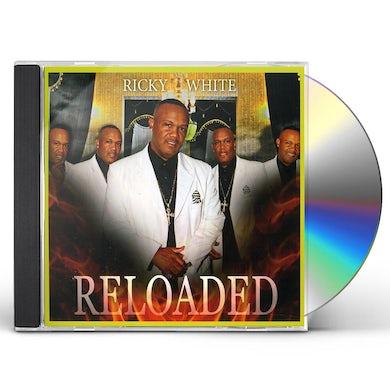 Ricky White RELOADED CD