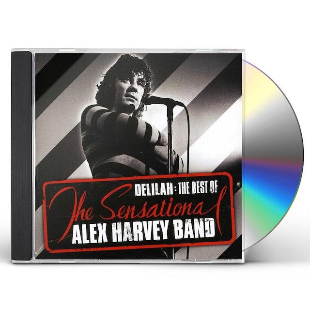 Alex Harvey DELILAH: BEST OF CD