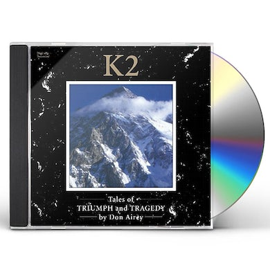 Don Airey K2 TALES OF TRIUMPH & TRAGEDY CD
