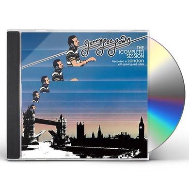 Jerry Lee Lewis LONDON SESSIONS 1973 CD