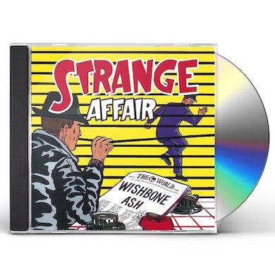 Wishbone Ash STRANGE AFFAIR CD
