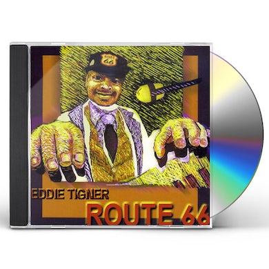 Eddie Tigner ROUTE 66 CD