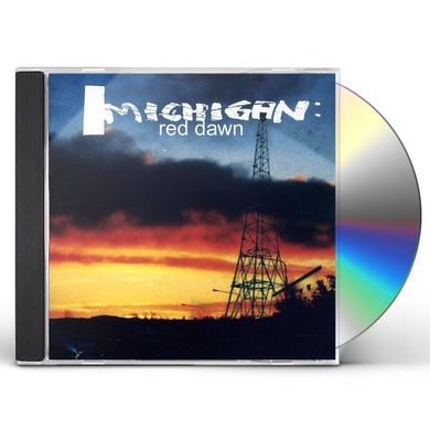 Michigan RED DAWN CD