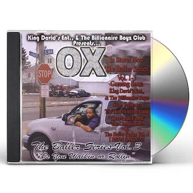 Ox BALLER SERIES CD