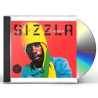 Sizzla I-SPACE CD