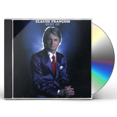 Claude François BEST OF CD