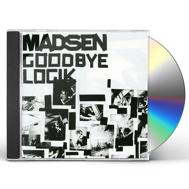 Madsen GOODBYE LOGIK CD