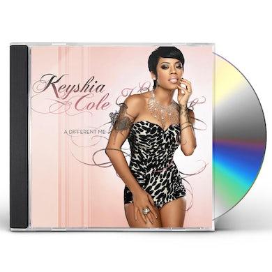 Keyshia Cole DIFFERENT ME CD