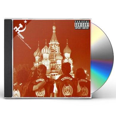 Molotov DESDE RUSIA CON AMOR CD