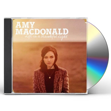 Amy Macdonald LIFE IN A BEAUTIFUL LIGHT CD