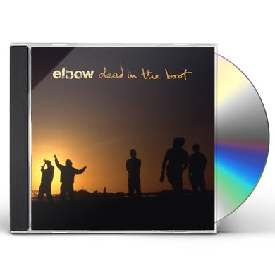 Elbow DEAD IN THE BOOT CD