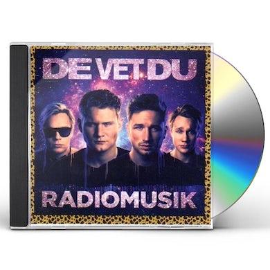 De Vet Du RADIOMUSIK CD