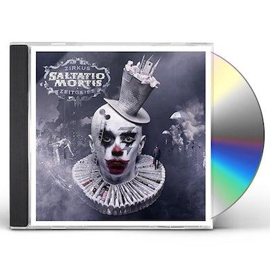 Saltatio Mortis ZIRKUS ZEITGEIST CD