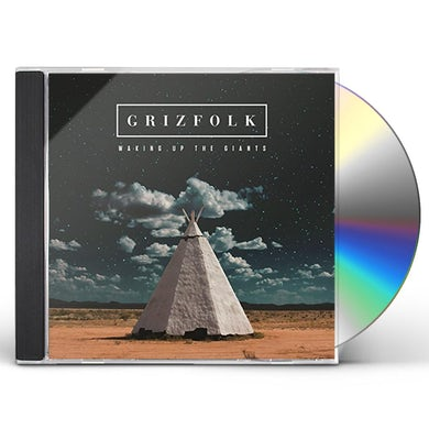 Grizfolk WAKING UP THE GIANTS CD