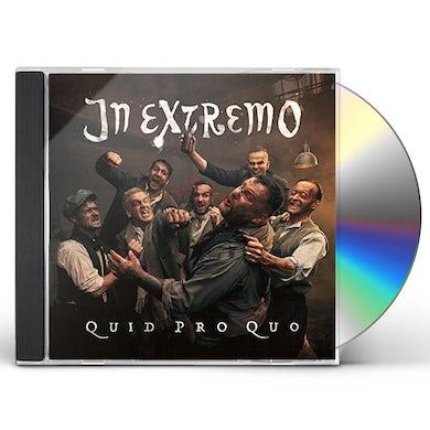 In Extremo QUID PRO QUO CD