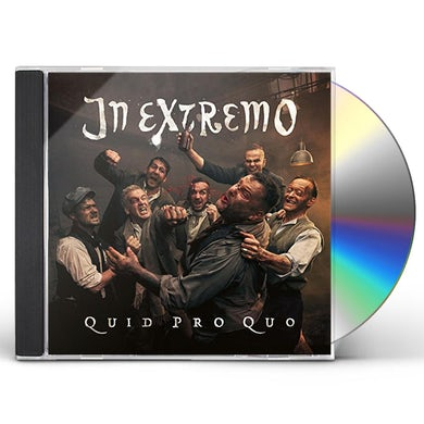 In Extremo QUID PRO QUO: DELUXE EDITION CD