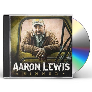 Aaron Lewis SINNER CD