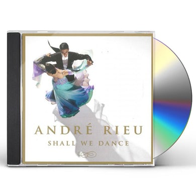 Andre Rieu SHALL WE DANCE CD