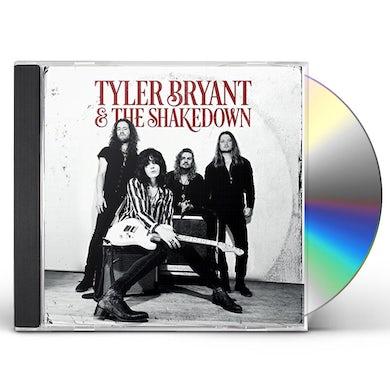 Tyler Bryant & Shakedown TYLER BRYANT & THE SHAKEDOWN CD