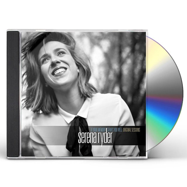 Serena Ryder IF YOUR MEMORY SERVES YOU WELL CD