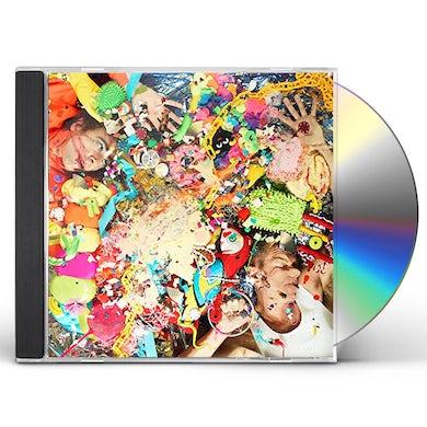 The Presets HI VIZ CD
