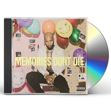 Tory Lanez MEMORIES DON'T DIE CD