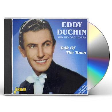 Eddy Duchin TALK OF THE TOWN CD