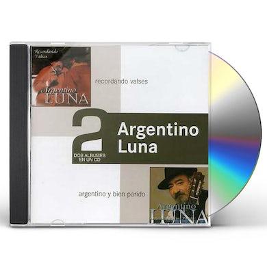 Argentino Luna 2 EN 1 A.LUNA CD