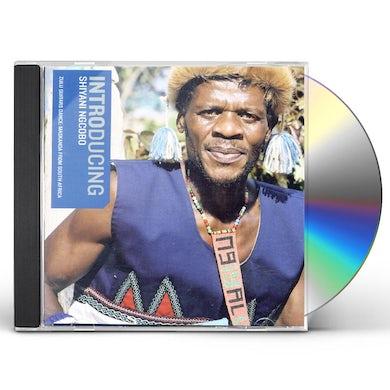 INTRODUCING SHIYANI NGCOBO CD