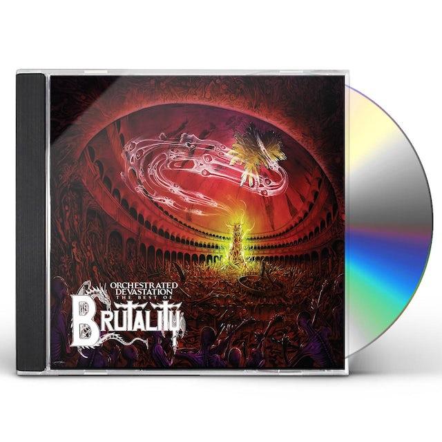Brutality ORCHESTRATED DEVASTATION: BEST OF CD