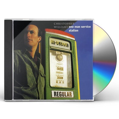 Christopher Williams ONE MAN SERVICE STATION CD
