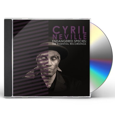 Cyril Neville ENDANGERED SPECIES: THE ESSENTIAL RECORDINGS CD