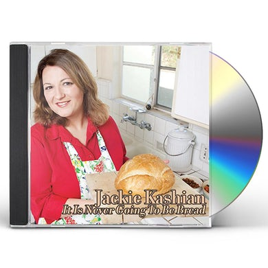 IT IS NEVER GOING TO BE BREAD CD