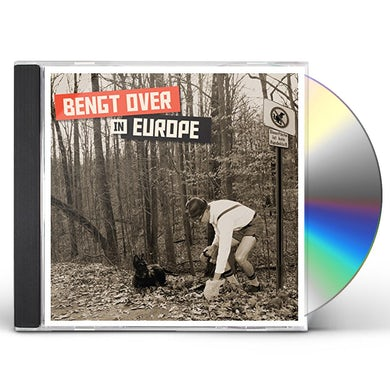 Bengt Washburn BENGT OVER IN EUROPE CD