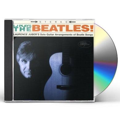 Lj Plays the Beatles CD