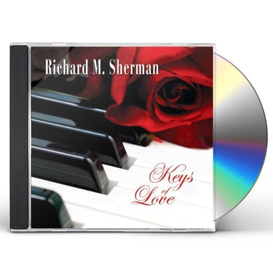 Richard Sherman KEYS OF LOVE CD