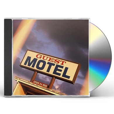 Moses Guest GUEST MOTEL CD