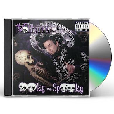 Voltaire OOKY SPOOKY CD