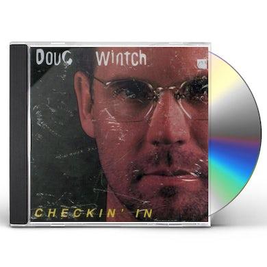 Doug Wintch CHECKIN' IN CD