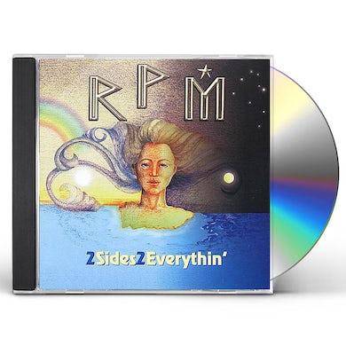 RPM 2 SIDES 2 EVERYTHIN' CD
