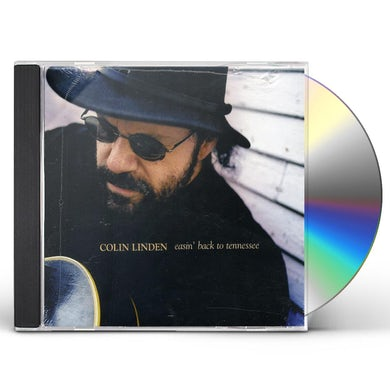 Colin Linden EASIN BACK TO TENNESSEE CD