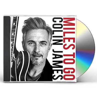 Colin James MILES TO GO CD
